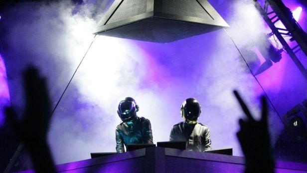 Daft Punk Cochella