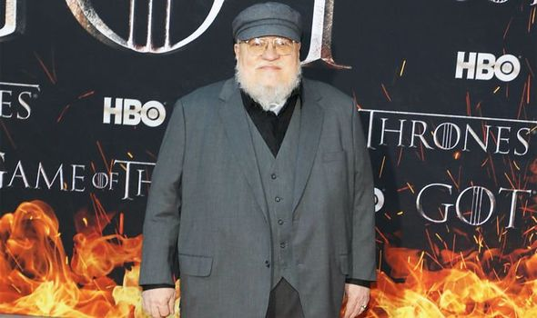 george-rr-martin game of thrones