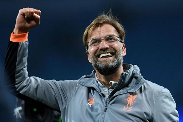 Liverpool Jergen Klopp