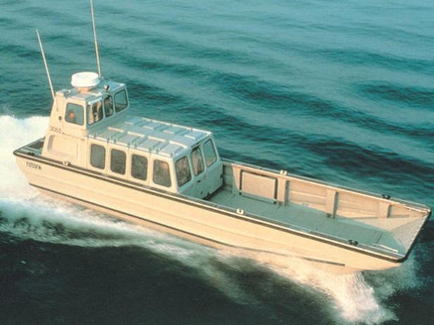 Dyson Sea Truck