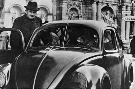 Ferdinand Porche Volkswagen