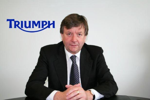 John Bloor Triumph