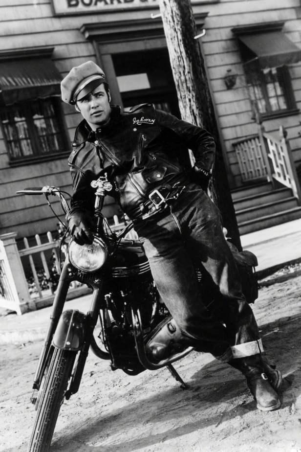 Marlon Brando Triumph