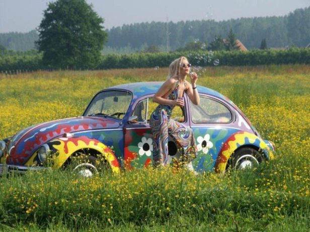 Beetle Hippie