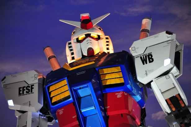 Gundam Bandai Namco