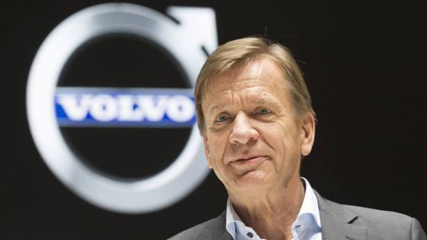 Hakan Samuelsson Volvo