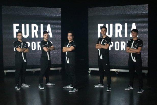 E-Sport Nike Furia