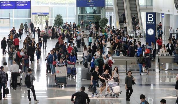 HK Airport ฮ่องกง