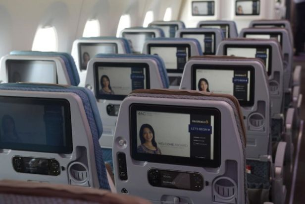 Cathay Inflight