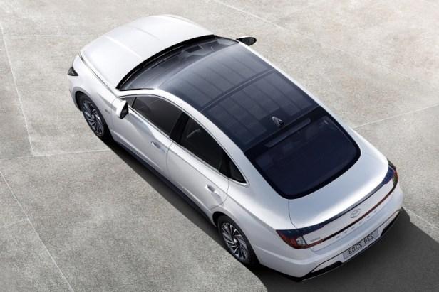 New Sonata Hyundai