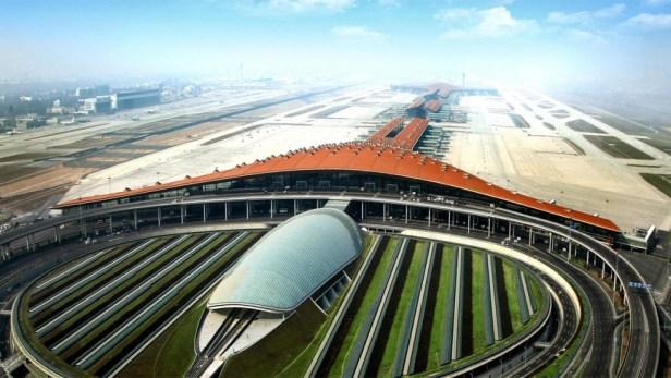 Beijng Airport ต้าซิง