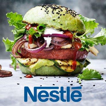 Nestle เนื้อเทียม 2