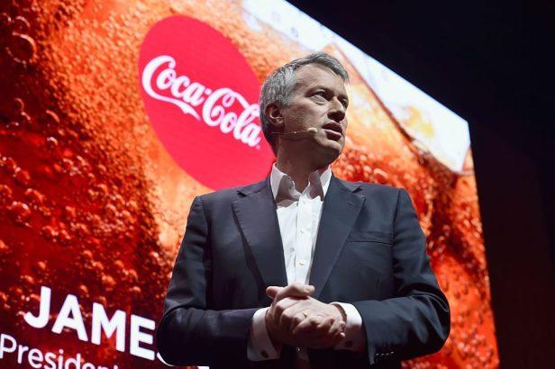 Coca-Cola CEO