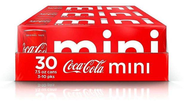 Mini Coca-cola