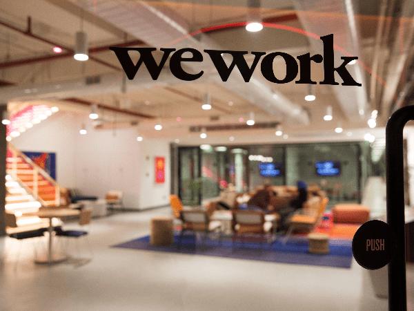 WeWork Airbnb