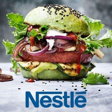 Nestle Meat เนื้อเทียม