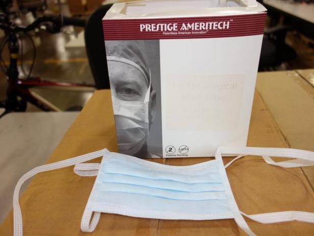 Ameritech Mask 2 Dupont