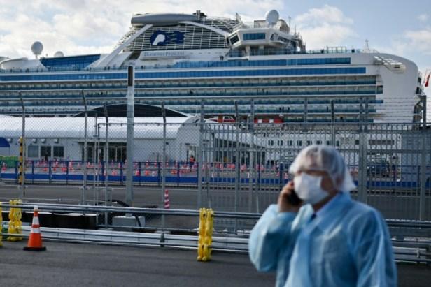 Cruise Virus Maersk