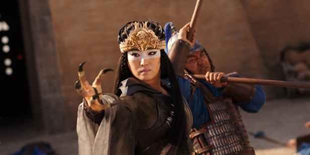 กง ลี่ Mulan