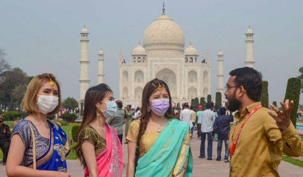Mask Traveler 2 อินเดีย