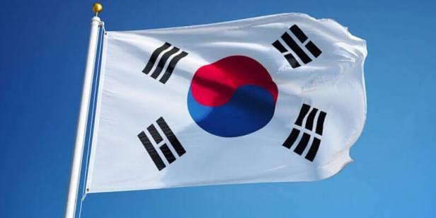 South Korea Flag เกาหลีใต้ อิตาลี