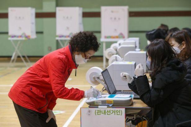 เลือกตั้งเกาหลีใต้ 5