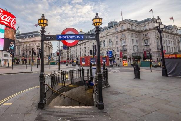 london-lockdown 3 สหราขอาณาจักร