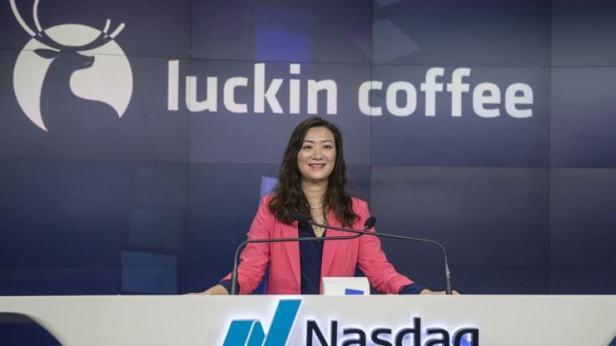 CEO Luckin