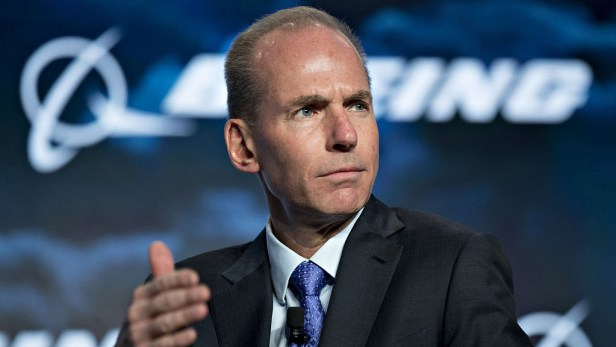 Dave CEO Boeing