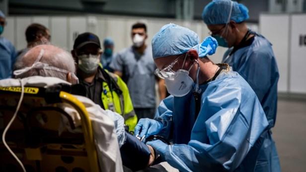 Medical Worker Coronavirus 1 nike