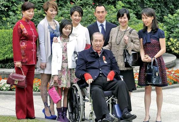 Stanley Ho Family