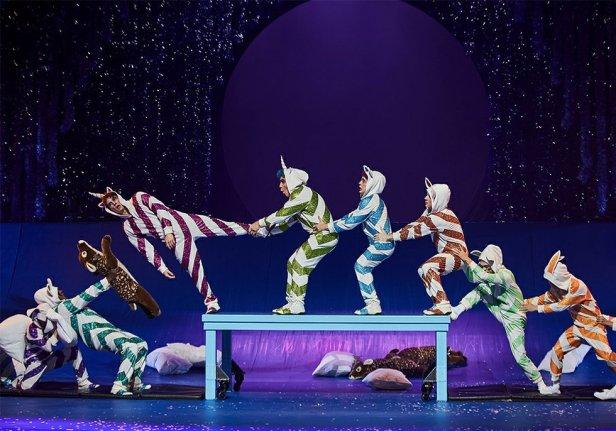 Cirque du Soleil ล้ม 1