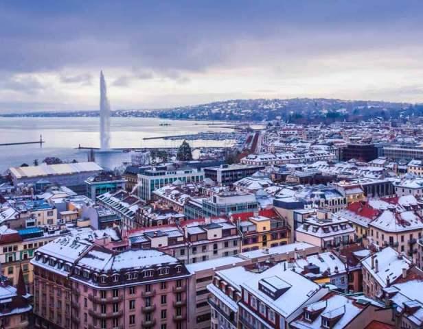 Geneva motorshow city