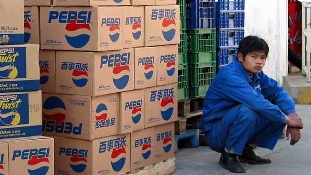 Pepsi China