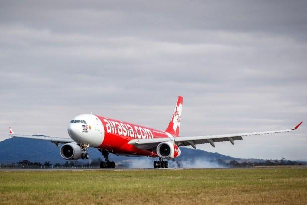 AirAsia หยุด 5