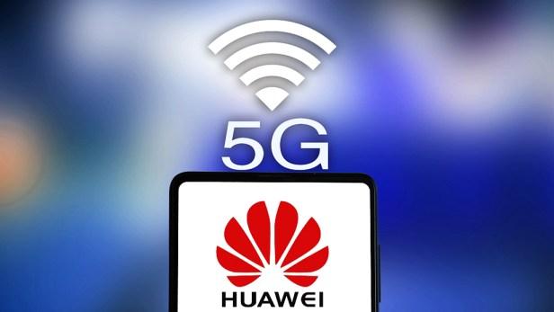 Huawei แรง 5g