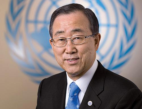Ban Ki-moon WTO