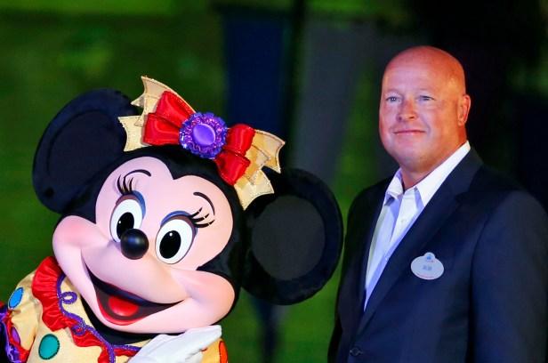 Bob Chapek Disney