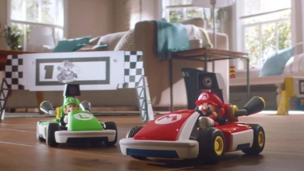 Mario Kart Live 3