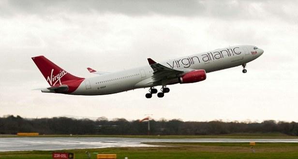 Virgin Atlantic Branson