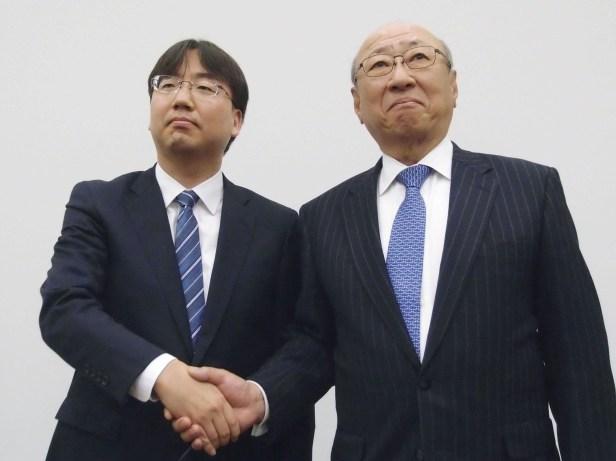 Nintendo Shuntaro Furukawa