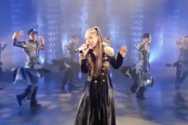 ayumi hamashi streaming concert ญี่ปุ่น