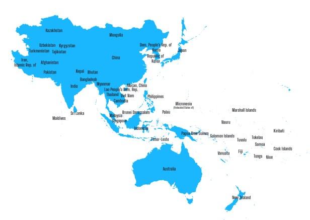 Asia Pacific Netflix