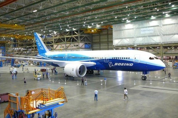Boeing 4 ล้มละลาย