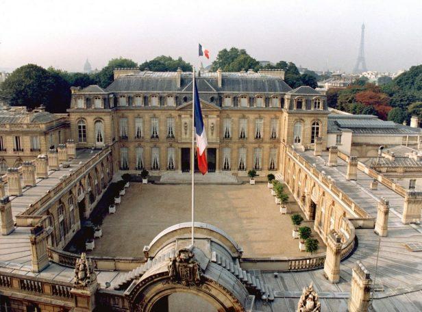 Elysee Palace ฝรั่งเศส