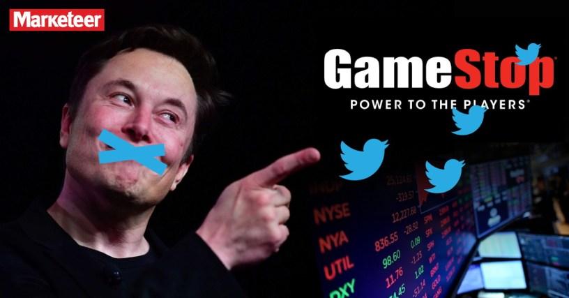 ElonMusk GameStop
