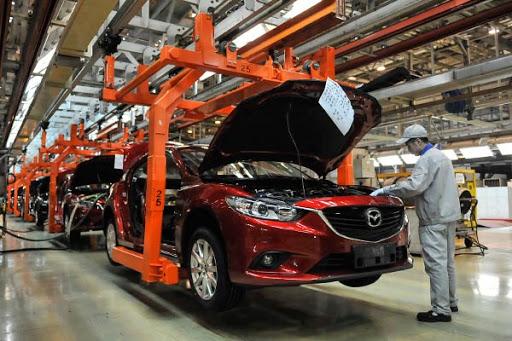 Mazda ขิปขาดแคลน
