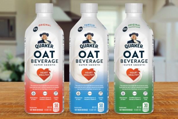 Quaker Oatly