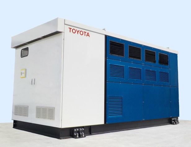 เซลส์พลังงงาน Totota 3