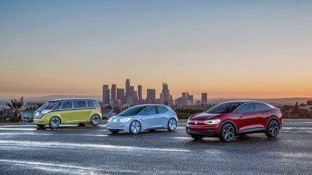 Volkswagen EV